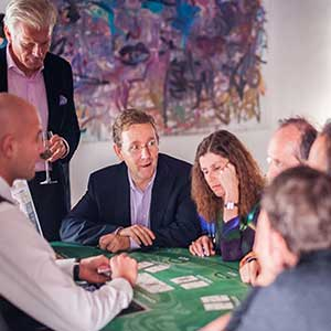 Kundenevent Casino