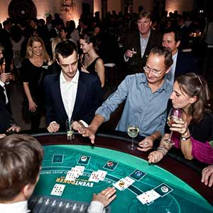 Black Jack Firmenevent